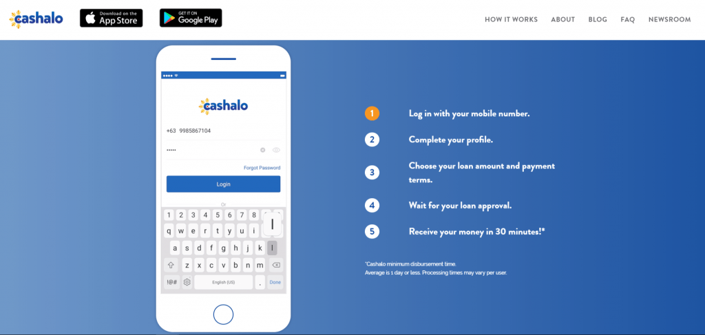 Cashalo Loans in the Philippines