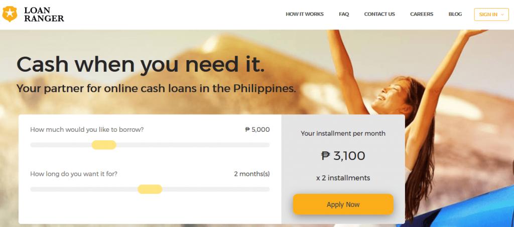 Loan Ranger Philippines
