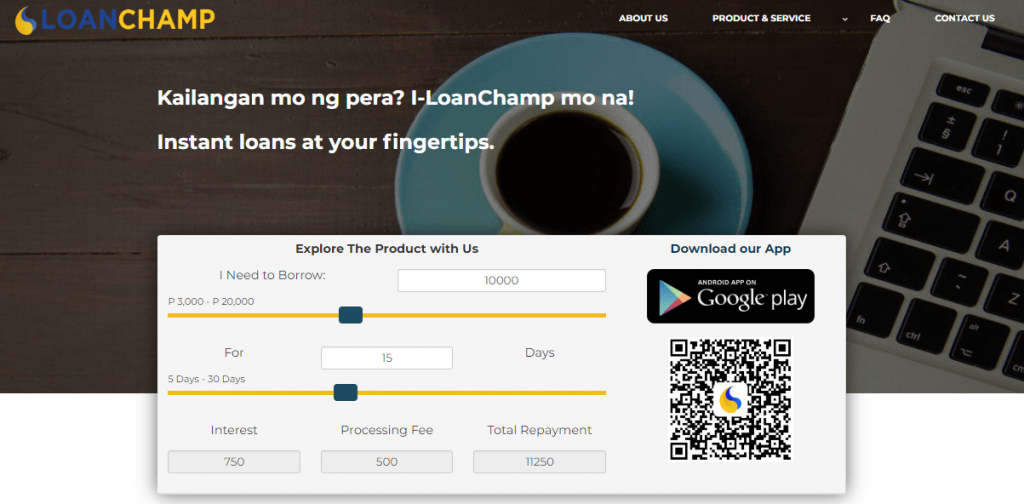 Loanchamp Philippines