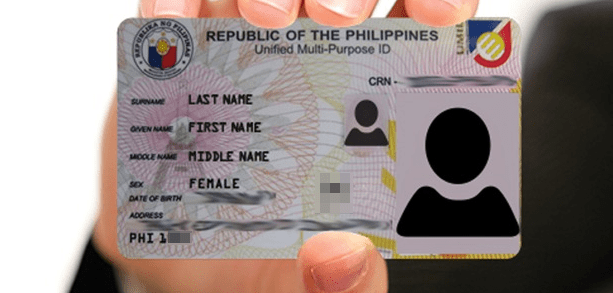 Social Security Number Philippines