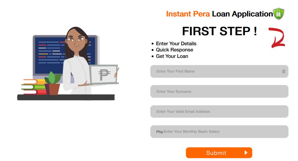 InstantPera application