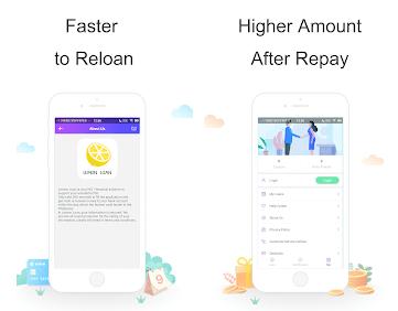 LemonLoan mobile application