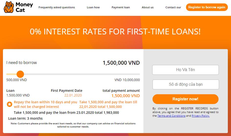 MoneyCat Vietnam
