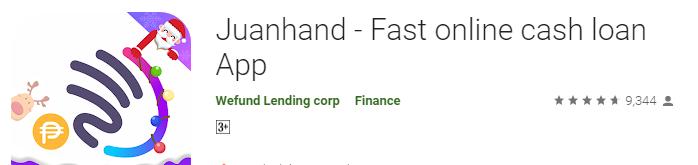 Juanhand Lending App
