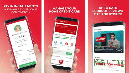 HomeCredit Philippines App