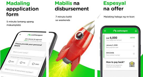 Cashwagon app