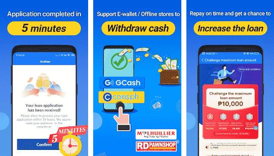 Amihan lending app Philippines