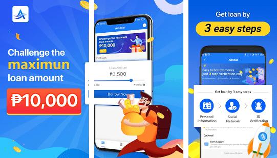 Amihan Fast Online Peso Loan