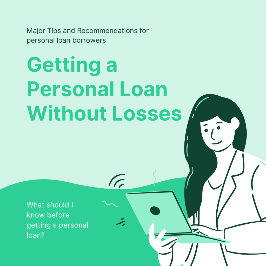 tips on getting a personal loan