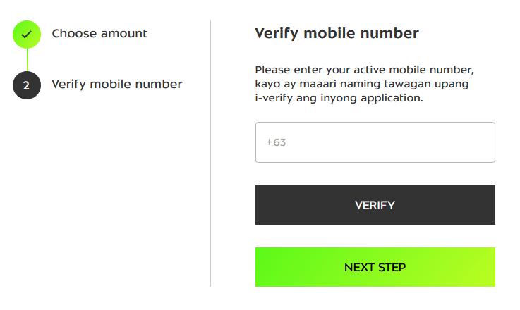 Unapay registration