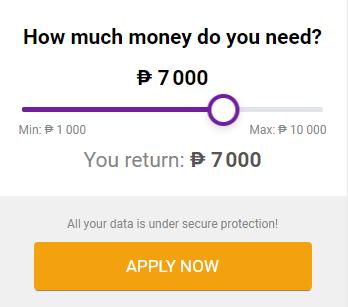 Robocash prize fund loan 0%