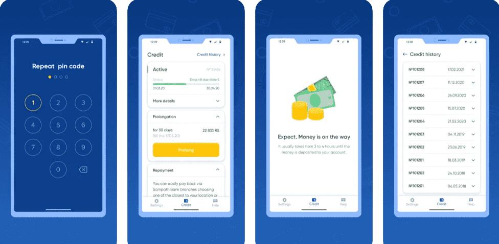 CashX Sri Lanka loan app