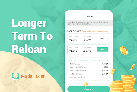 Madali Loan Apply
