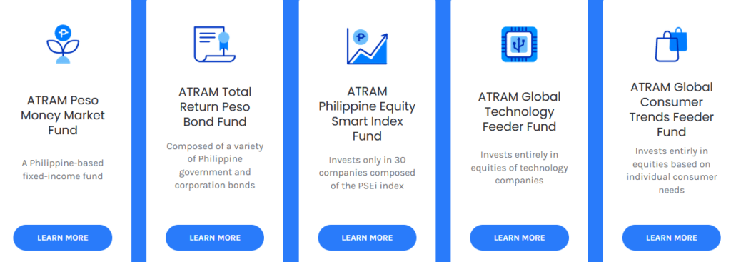 GCash Investment funds