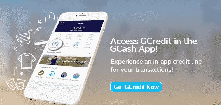 GCredit by GCash